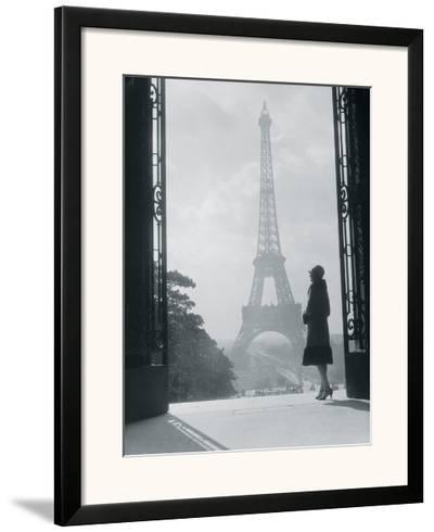 Paris Dreams-The Chelsea Collection-Framed Giclee Print