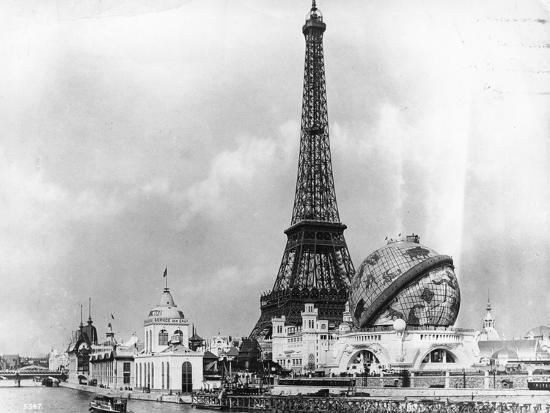 Paris Exhibition-London Stereoscopic Company-Photographic Print