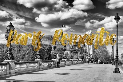 Paris Fashion Series - Paris Romantic-Philippe Hugonnard-Photographic Print