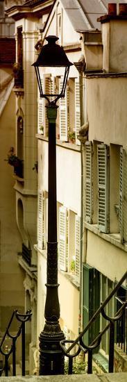 Paris Focus - Lamp Montmartre-Philippe Hugonnard-Photographic Print