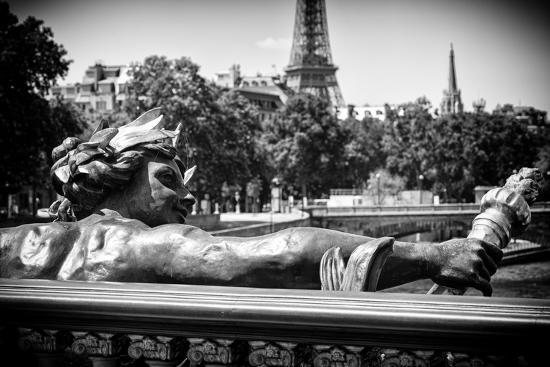 Paris Focus - Liberty Bridge-Philippe Hugonnard-Photographic Print