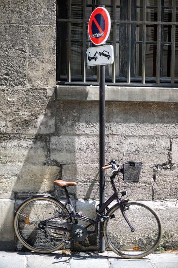 Paris Focus - No Parking-Philippe Hugonnard-Photographic Print