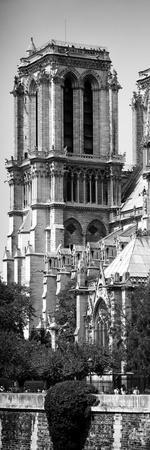 Paris Focus - Notre Dame Cathedral-Philippe Hugonnard-Premium Photographic Print