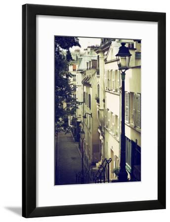 Paris Focus - Paris Montmartre-Philippe Hugonnard-Framed Photographic Print