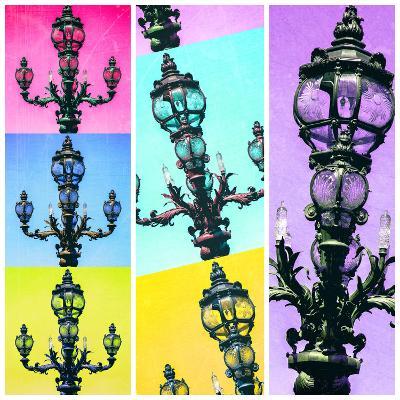 Paris Focus - Paris Pop Art-Philippe Hugonnard-Photographic Print