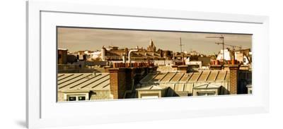 Paris Focus - Paris Roofs-Philippe Hugonnard-Framed Photographic Print