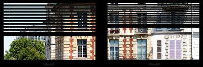 Paris Focus - Paris Window View-Philippe Hugonnard-Photographic Print