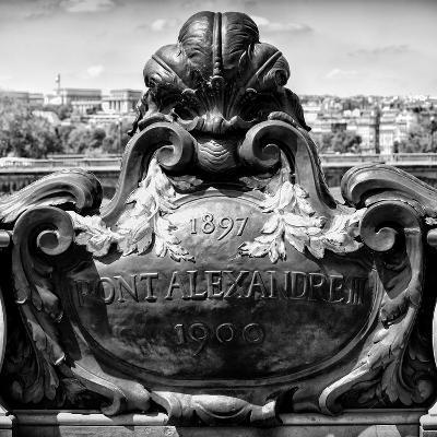 Paris Focus - Pont Alexandre III-Philippe Hugonnard-Photographic Print