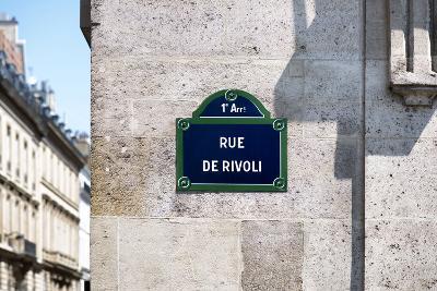 Paris Focus - Rue de Rivoli-Philippe Hugonnard-Photographic Print