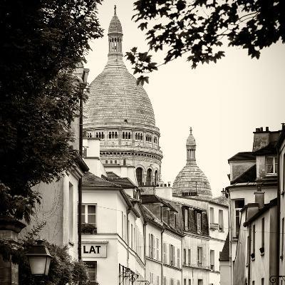 Paris Focus - Sacre-C?ur Basilica - Montmartre-Philippe Hugonnard-Photographic Print