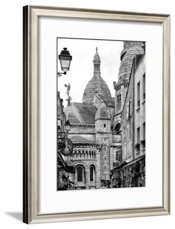 Paris Focus - Sacre-C?ur Basilica-Philippe Hugonnard-Framed Photographic Print