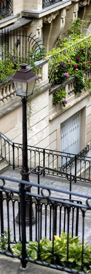 Paris Focus - Stairs of Montmartre-Philippe Hugonnard-Photographic Print