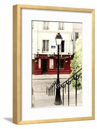 Paris Focus - Steps to Montmartre-Philippe Hugonnard-Framed Photographic Print