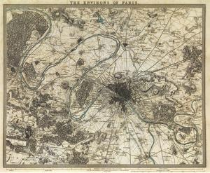 Paris, France, c.1832