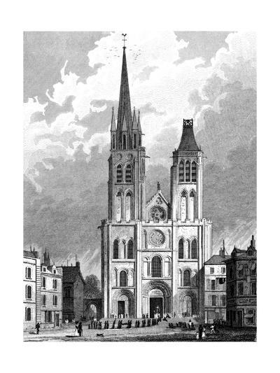 Paris, France - Saint Denis--Giclee Print