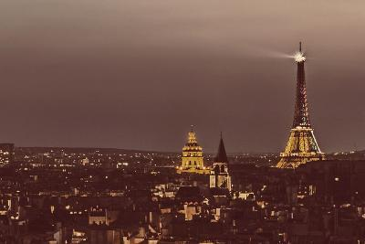 Paris from Notre Dame-Shelley Lake-Photographic Print