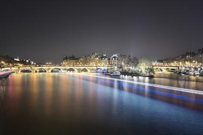 Paris from Pont des Arts-Philippe Manguin-Photographic Print