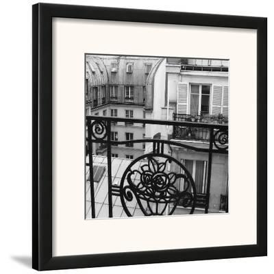 Paris Hotel I-Alison Jerry-Framed Art Print