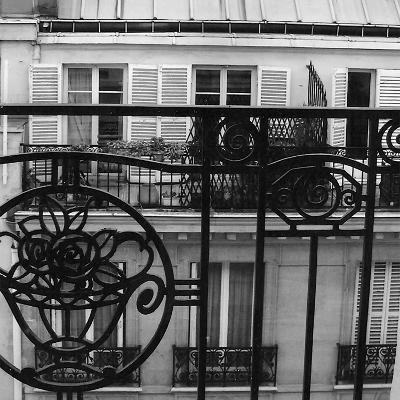 Paris Hotel II-Alison Jerry-Art Print