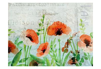 Paris In The Spring-Kimberly Allen-Art Print