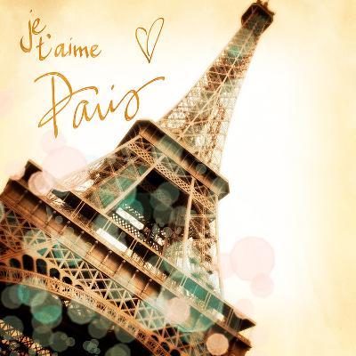 Paris je T'aime-Emily Navas-Art Print