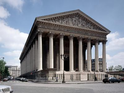 Paris, La Madeleine - France-Pol M.R. Maeyaert-Photographic Print