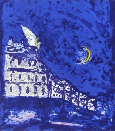 Paris La Nuit III-Fujisawa-Collectable Print