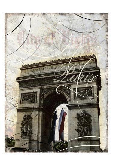 Paris Ladies 2-Ophelia & Co^-Art Print