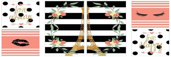 Paris Lady Pack-Sd Graphics Studio-Art Print