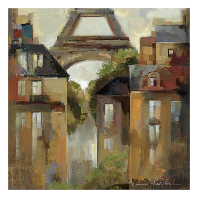 Paris Late Summer I-Silvia Vassileva-Premium Giclee Print