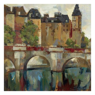 Paris Late Summer II-Silvia Vassileva-Premium Giclee Print