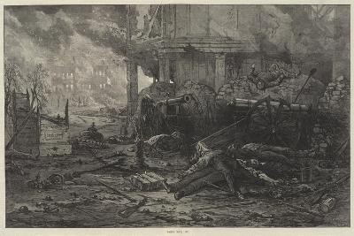 Paris, May, 1871--Giclee Print