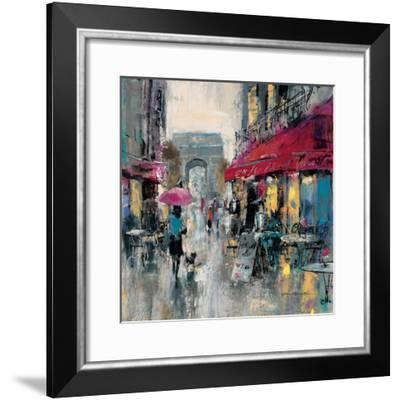 Paris Modern 1-Brent Heighton-Framed Premium Giclee Print