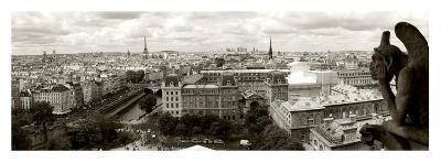 Paris Panorama-Vadim Ratsenskiy-Art Print