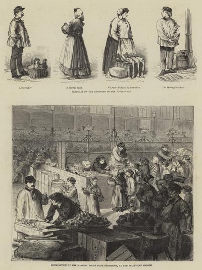 Paris Provisioned-Godefroy Durand-Giclee Print