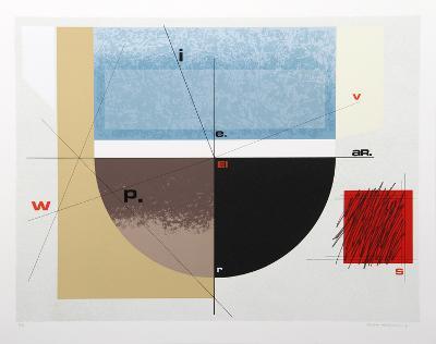 Paris Review-Arnold Hoffman Jr^-Limited Edition