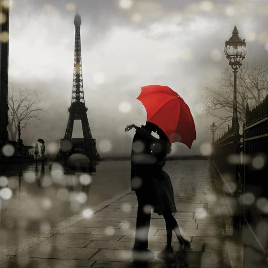Paris Romance-Kate Carrigan-Art Print