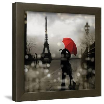 Paris Romance-Kate Carrigan-Framed Giclee Print