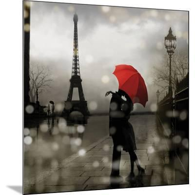 Paris Romance-Kate Carrigan-Mounted Print