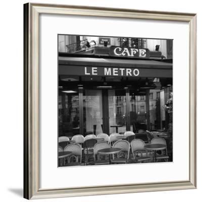 Paris Scene II-Emily Navas-Framed Photographic Print