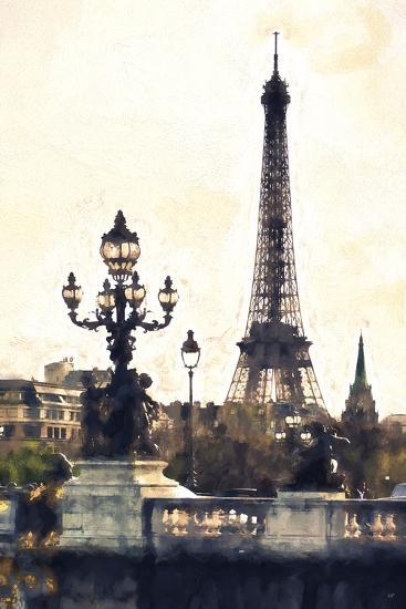 Paris So Romantic-Philippe Hugonnard-Giclee Print