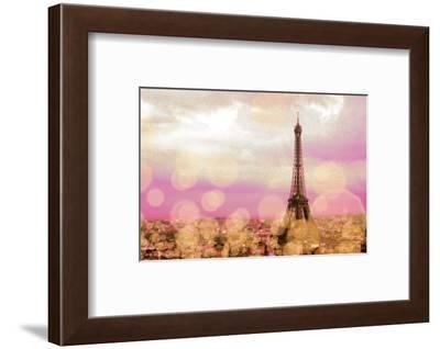 Paris Sparkles-Emily Navas-Framed Photographic Print