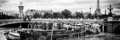 Paris sur Seine Collection - Afternoon in Paris VI-Philippe Hugonnard-Photographic Print