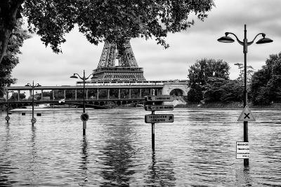 Paris sur Seine Collection - Along the Seine VII-Philippe Hugonnard-Photographic Print