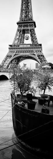 Paris sur Seine Collection - Destination Eiffel Tower III-Philippe Hugonnard-Photographic Print