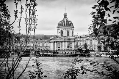 Paris sur Seine Collection - French Academy-Philippe Hugonnard-Photographic Print