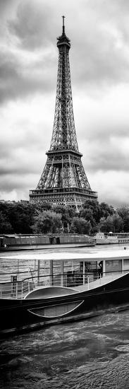 Paris sur Seine Collection - Josephine Cruise II-Philippe Hugonnard-Photographic Print
