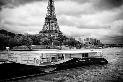 Paris sur Seine Collection - Josephine Cruise III-Philippe Hugonnard-Photographic Print
