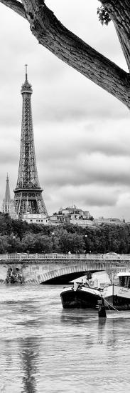 Paris sur Seine Collection - Parisian Trip IV-Philippe Hugonnard-Photographic Print