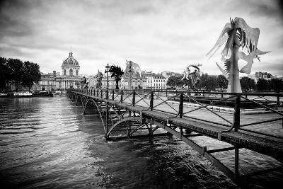 Paris sur Seine Collection - Pont des Arts-Philippe Hugonnard-Photographic Print